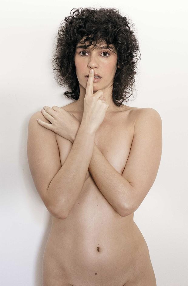 Maria Flor (Foto: Jorge Bispo/ Revista Trip)