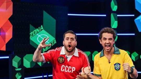 Felipe Andreoli e Maurício Meirelles dão palpites sobre reta final da Copa do Mundo