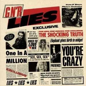G N 'R Lies do Guns N' Roses (Foto: Reprodução)