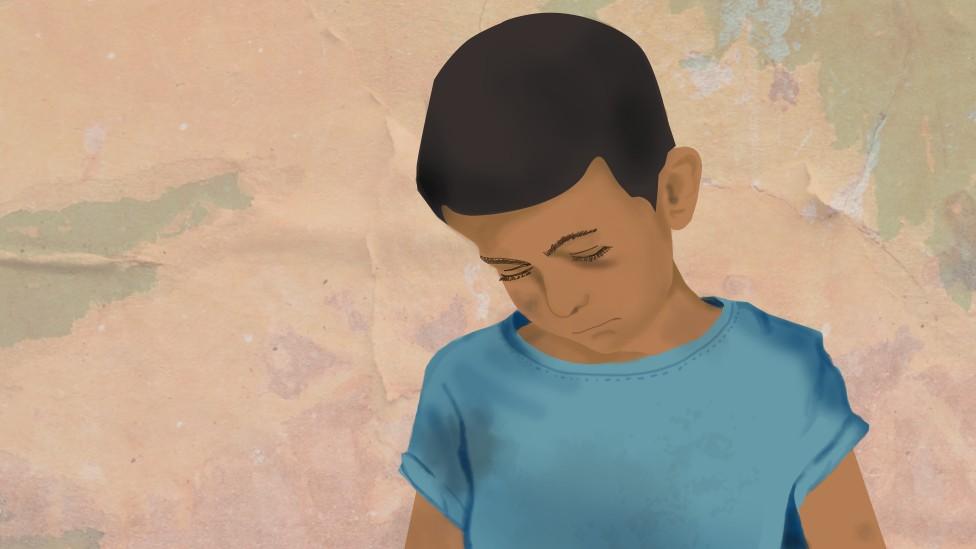 BBC - Juan tentou por duas vezes migrar sozinho para o Brasil, fugindo da miséria na Venezuela e das agressões dos pais (Foto: CECILIA TROMBESI/BBC)