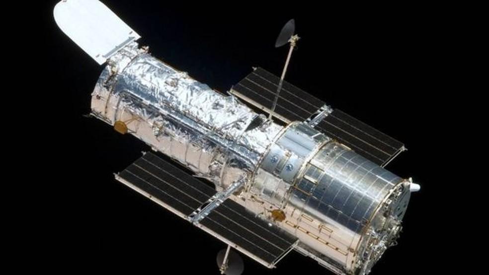 O Hubble capturou imagens mais detalhadas da superfície do 16 Psique — Foto: Nasa