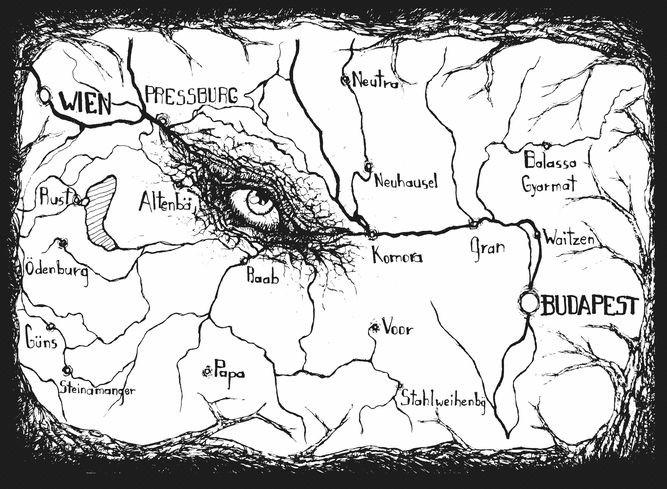Os Salgueiros, de Algernon Blackwood (Foto: Reprodução/Catarse)