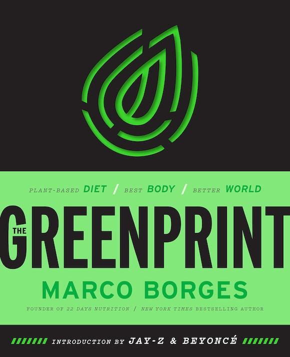 O novo livro de Marco Borges, treinador de Beyoncé e Jay-Z (Foto: Divulgação)