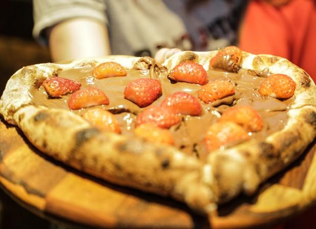 Pizzaria Semplice Forneria (Foto: Foto: Leco Viana/ The News 2/Divulgação)