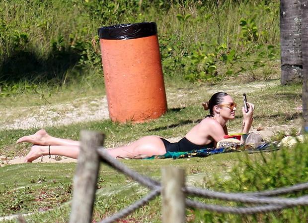 Candice Swanepoel (Foto: AgNews)