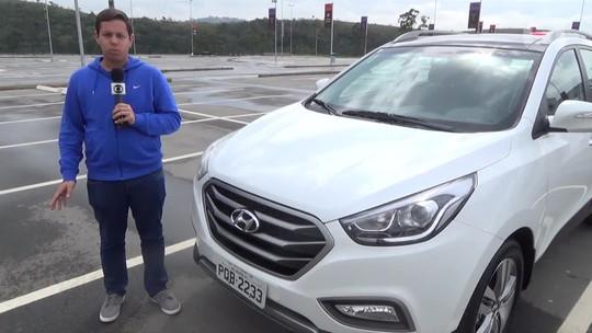 Hyundai ix35 2016: primeiras impressões
