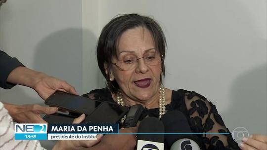 #TodosPorElas: 'Mulheres são assassinadas em casa por quem devia protegê-las', diz Maria da Penha no Recife