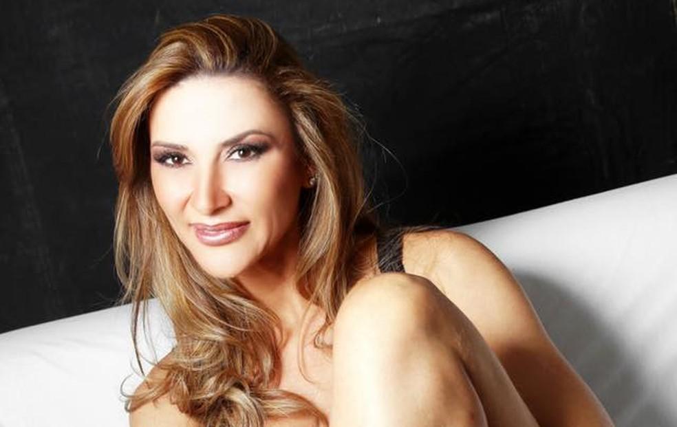 Lilian vivia em Cuiabá e viajou ao Rio para realizar procedimento estético (Foto: Reprodução/ Redes sociais)