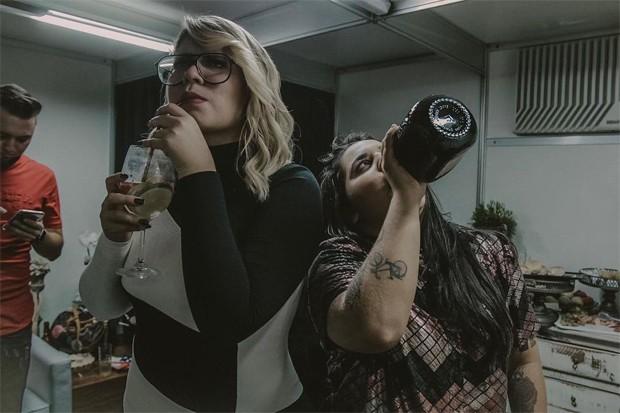 Marília Mendonça e Yasmin Santos (Foto: Reprodução/Instagram)