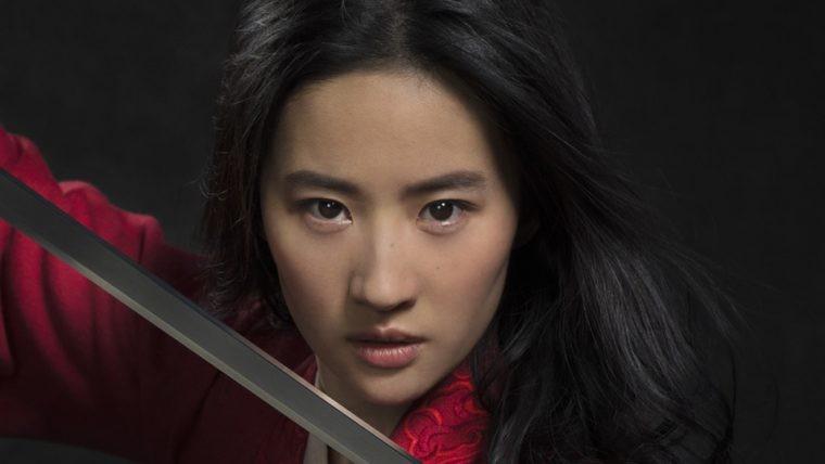 Mulan, interpretada pela atriz Liu Yifei (Foto: Reprodução/Disney)