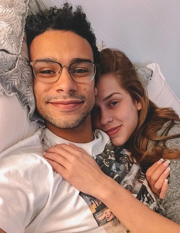 Sophia Abrahão e Sérgio Malheiros  (Foto: Reprodução/Instagram)