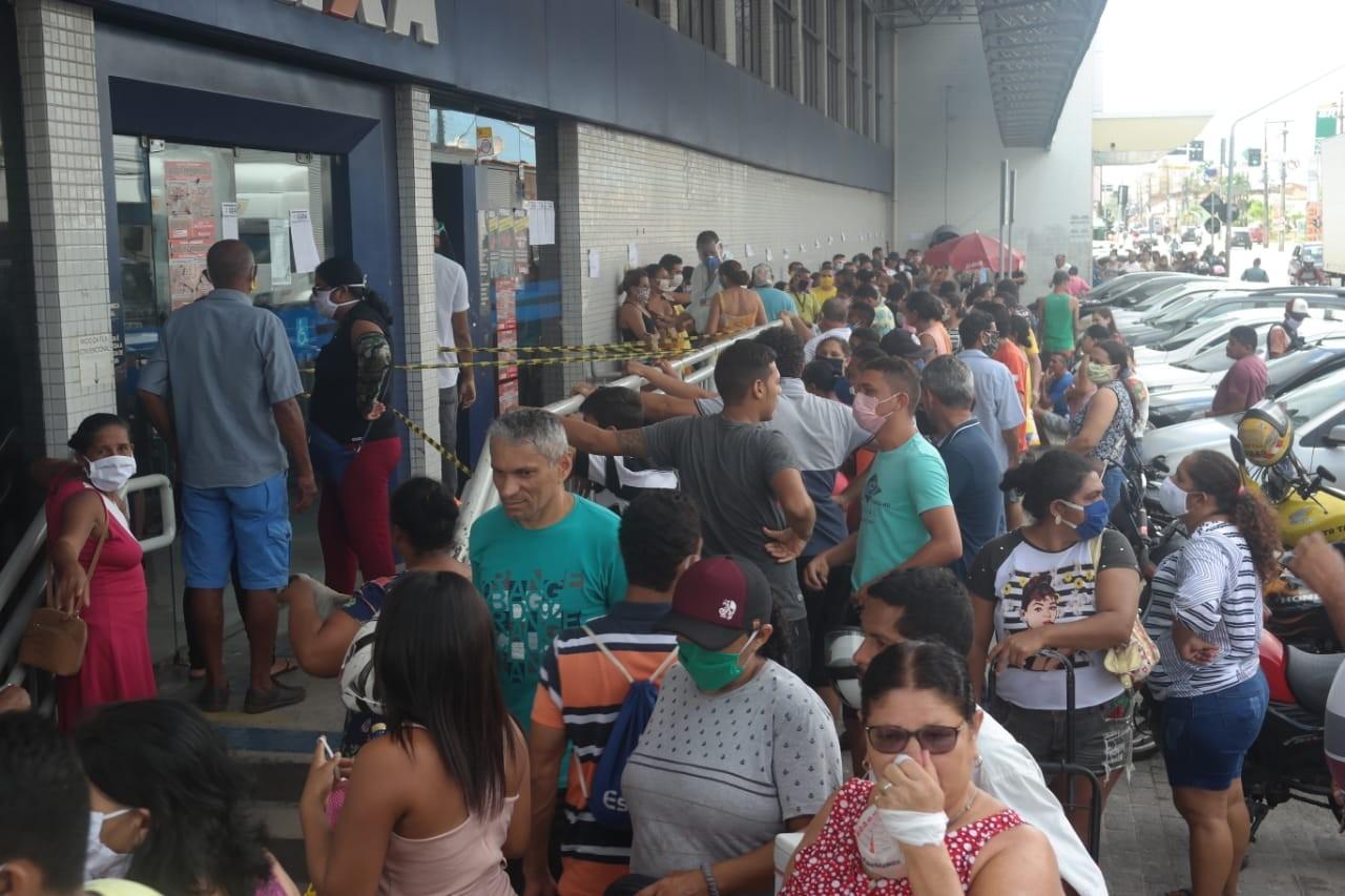 Ceará tem mais de 7 mil denúncias de aglomeração durante a quarentena