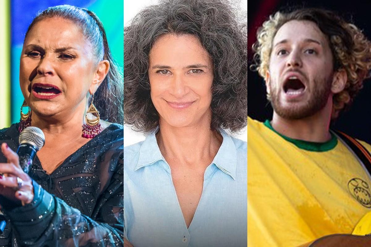 Lives de hoje: Fafá de Belém, Simone, Francisco, el Hombre e mais shows para ver em casa