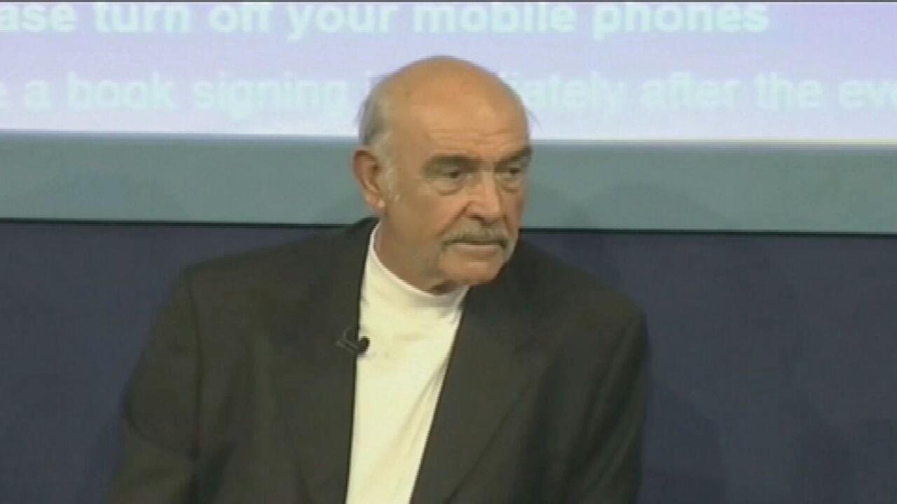 'Sean Connery roubava as cenas', lembra jornalista Célio Silva