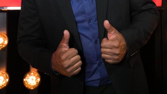 Tony Gordon sobre final do 'The Voice': 'Dá um friozinho na barriga'