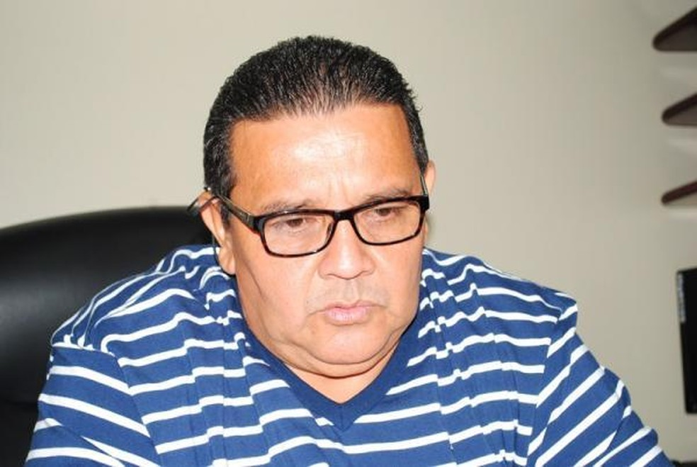 Erivaldo Batista presidiu a Câmara de vereadores de 2012 a 2016 (Foto: Divulgação/Arquivo Pessoal)