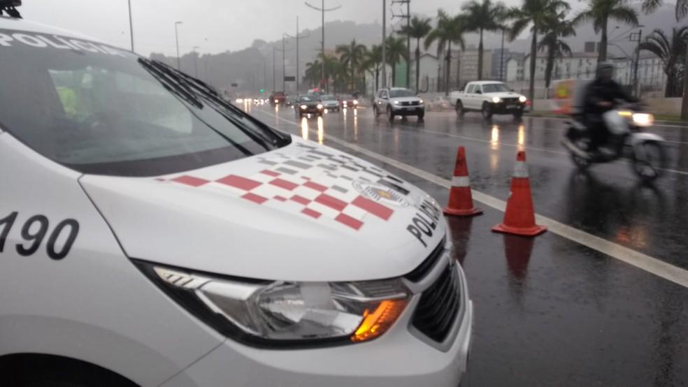 Operações visam coibir eventos que gerem aglomerações na região  — Foto: Divulgação/Polícia Militar