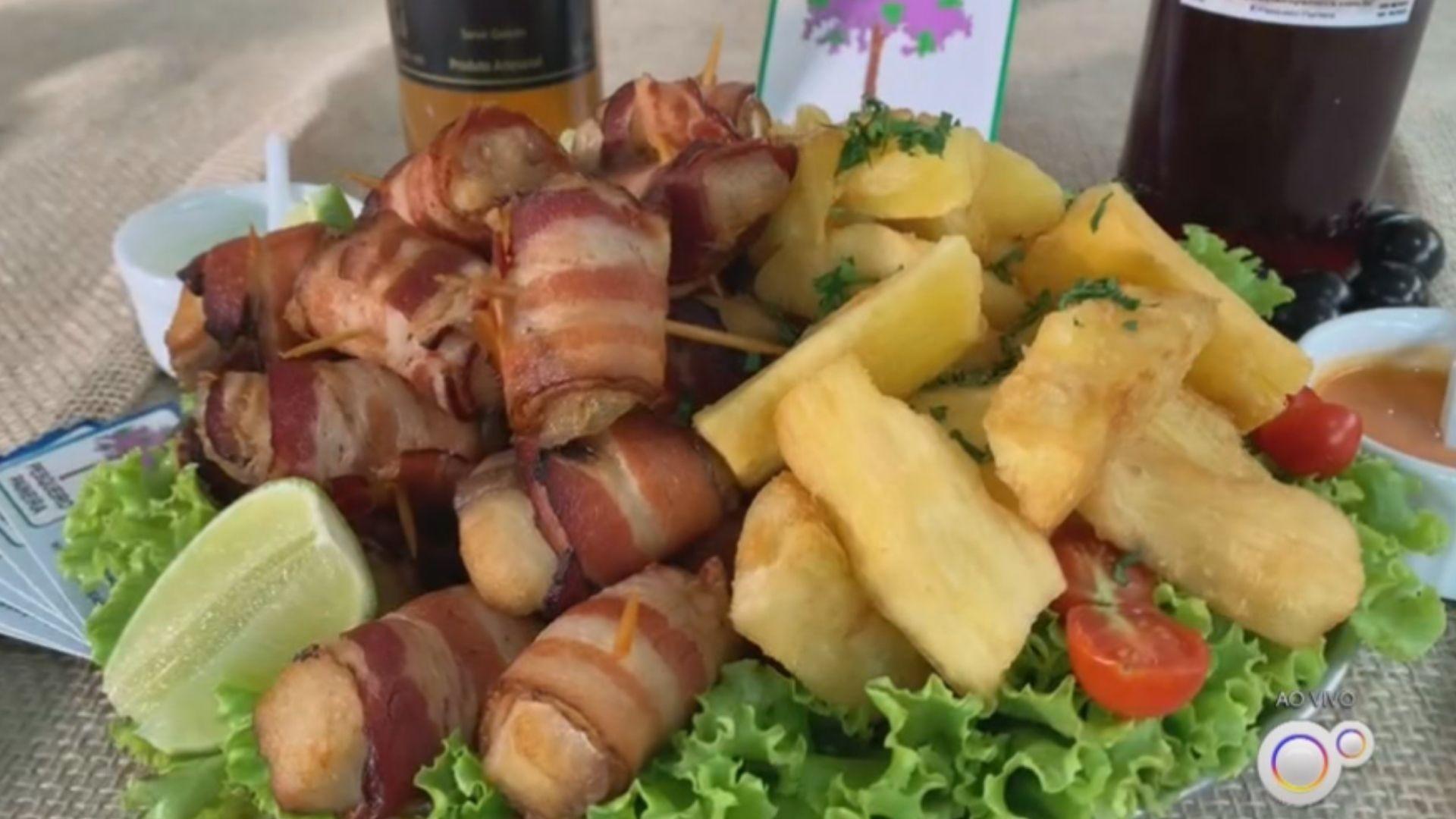 Festival de Gastronomia com receitas de mandioca começa nesta sexta-feira em Santa Maria da Serra