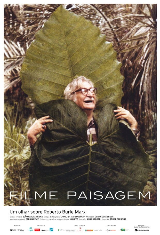 Roberto Burle Marx ganha documentário sobre sua trajetória no paisagismo brasileiro (Foto: Divulgação)