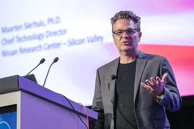 Dr. Maarten Sierhuis (Foto: divulgação)