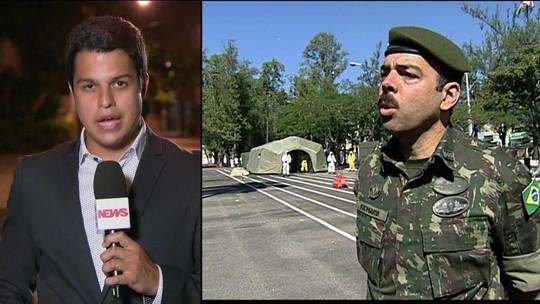 General da ativa do Exército vai assumir a segurança no RJ