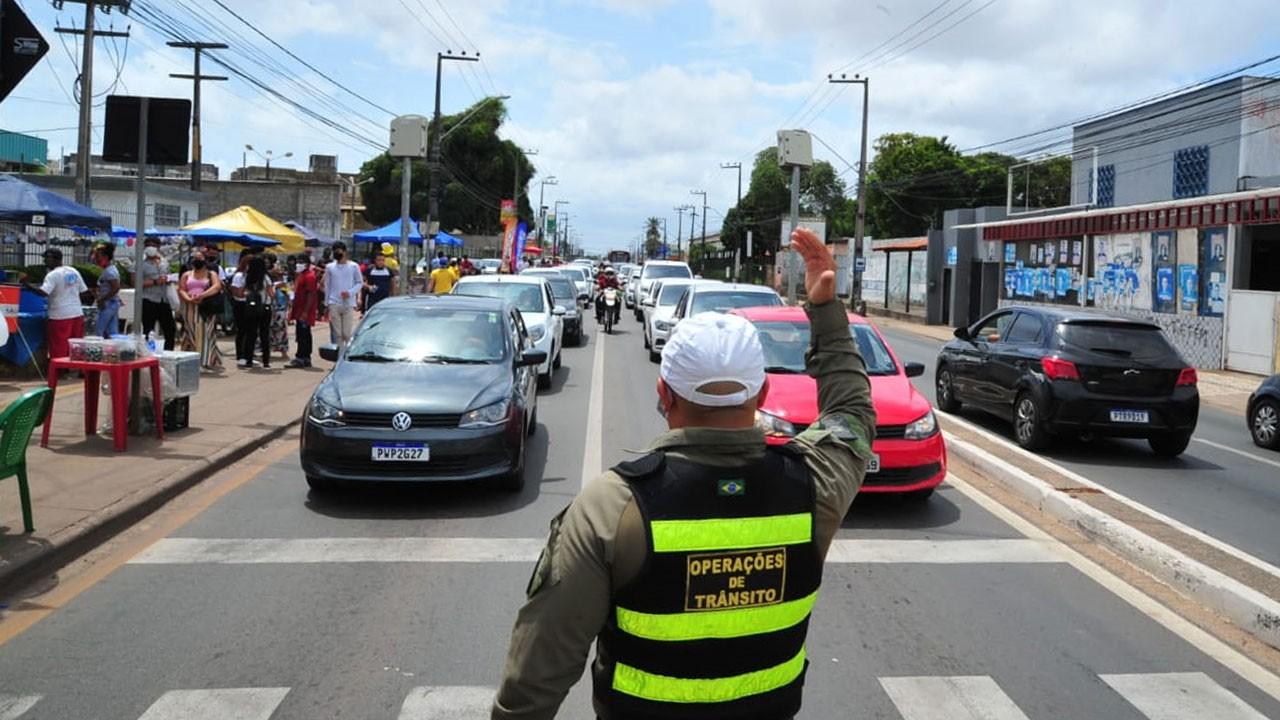 Enem 2020: primeiro dia tem esquema de trânsito e frota de ônibus reforçada em São Luís