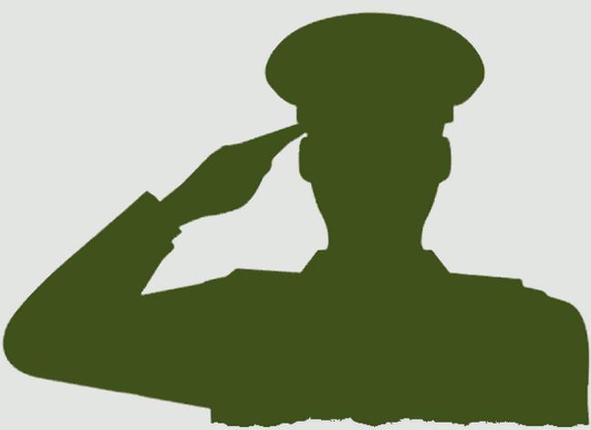 Quartel, general, exército, continência (Foto: Arquivo Google)