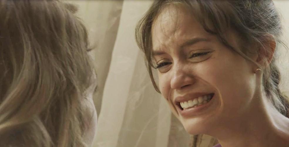 Verena chora com Gabriela (Foto: TV Globo)