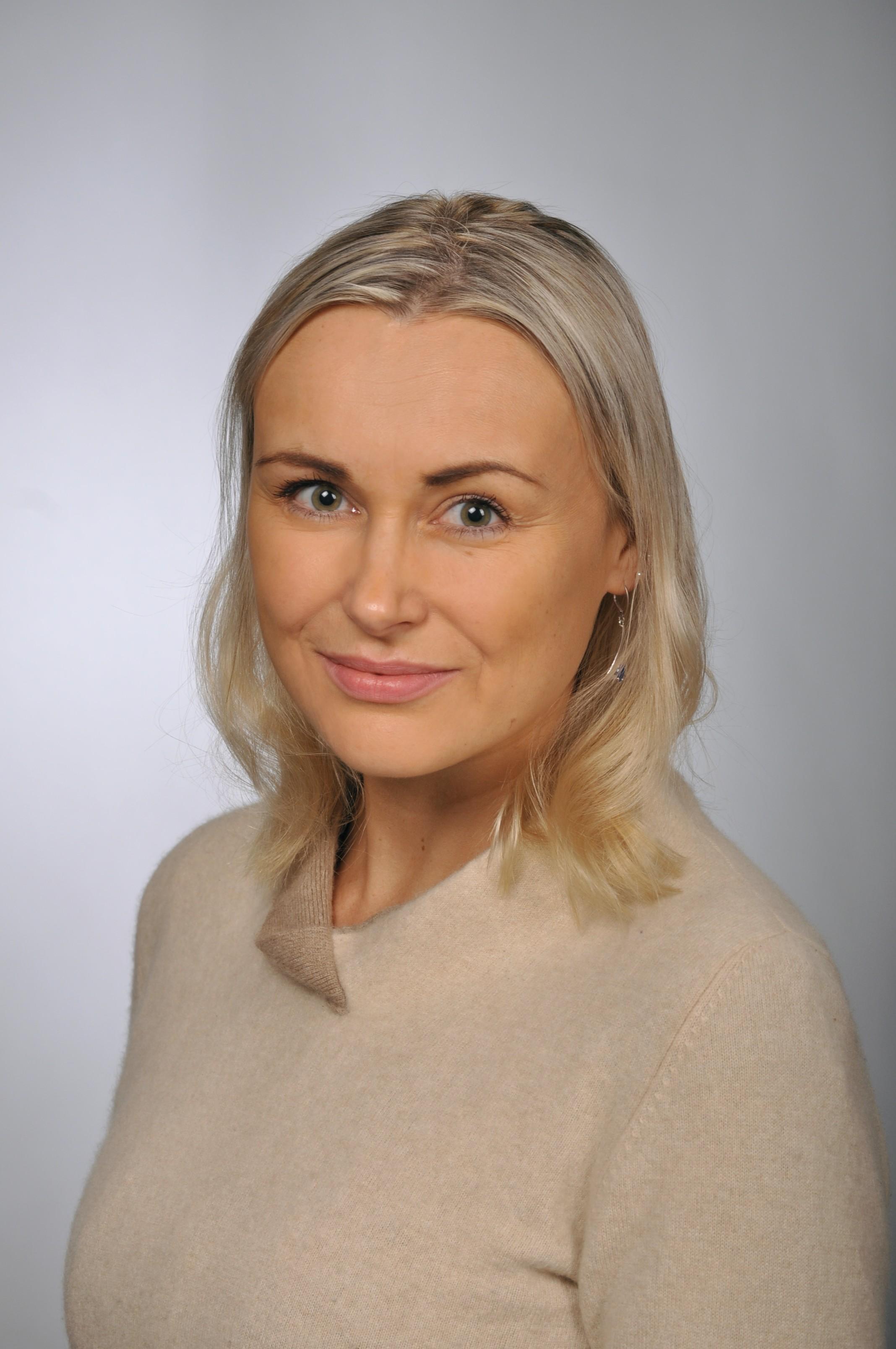 Agnieszka Latawiec, ganhadora do prêmio da Royal Society (Foto: Divulgação)