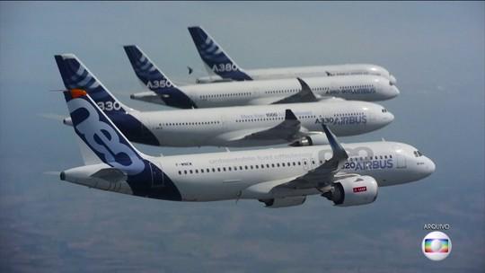 Airbus assina o maior contrato de sua história