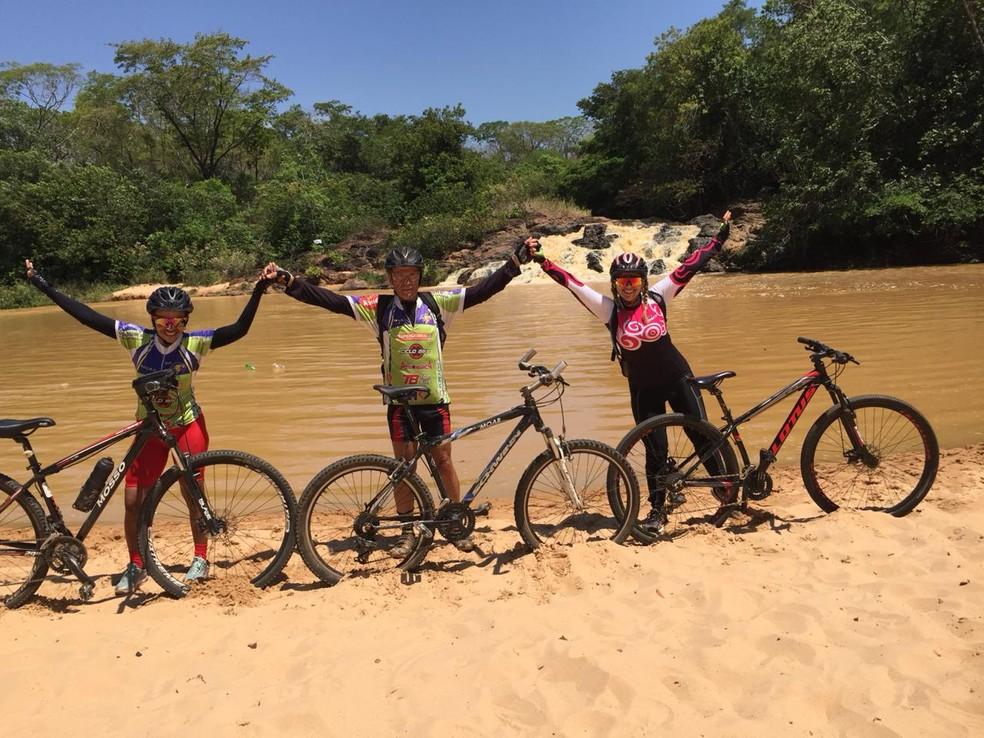 Trilhão vai reunir ciclistas da região — Foto: Divulgação