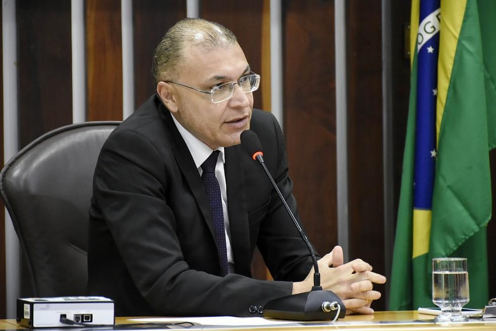 Albert Dickson propôe criação do Dia Estadual da Visibilidade Heterossexual no Rio Grande do Norte — Foto: Divulgação/ALRN