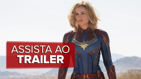 Elenco de 'Capitã Marvel' lança filme de ação protagonizado por mulher em Londres
