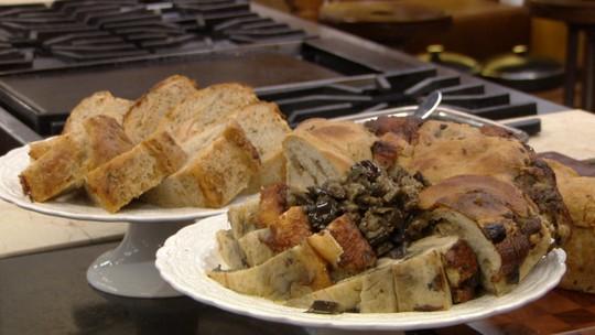Pão de Frango do Chef Ravioli