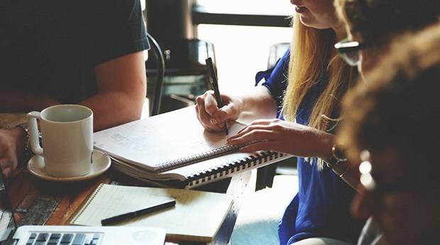 reunião, startup (Foto: Eric Bailey / Pexels)