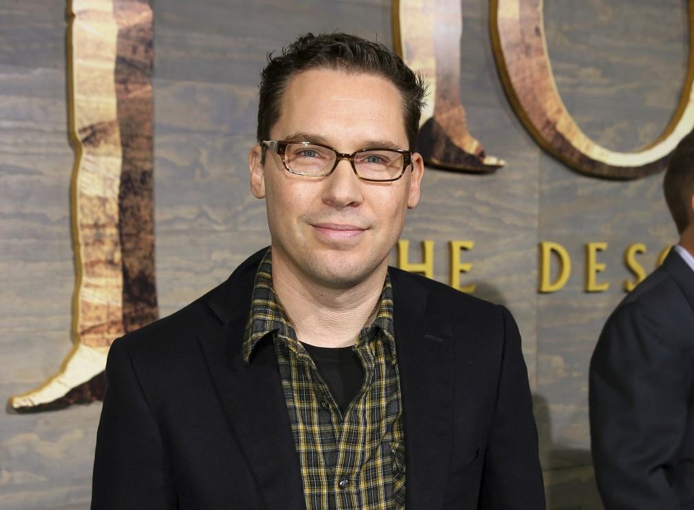 -  Bryan Singer chega à estreia de  O Hobbit: A desolação de Smaug   Foto: Matt Sayles/Invision/AP