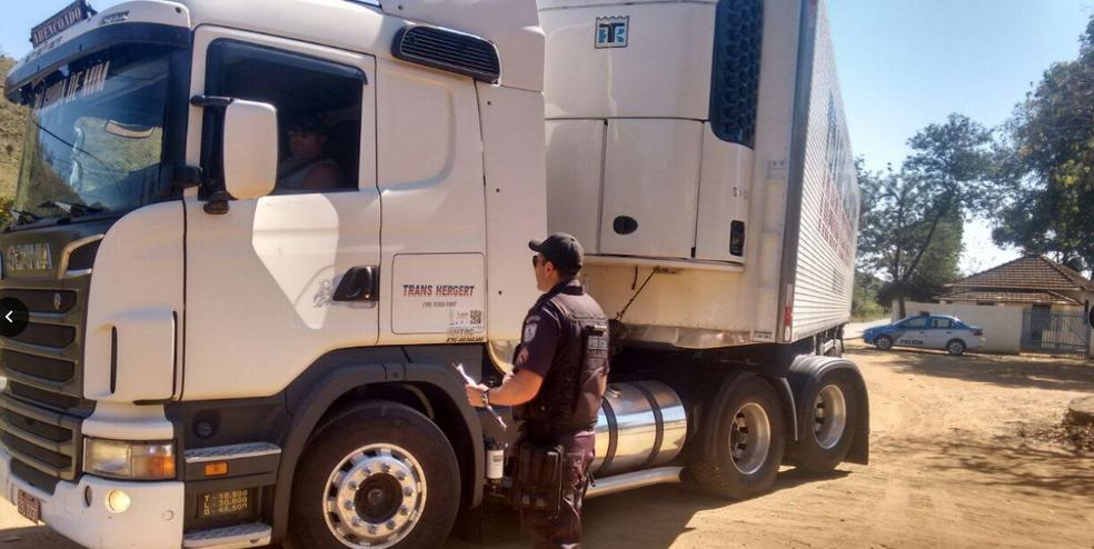 Para a realização da operação serão usadas diversas viaturas e motopatrulhas, realizando abordagens a carros, motos e pedestres (Foto: Divulgação/Polícia Militar)
