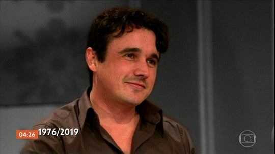Corpo do ator Caio Junqueira será enterrado nesta quinta-feira (24) no RJ