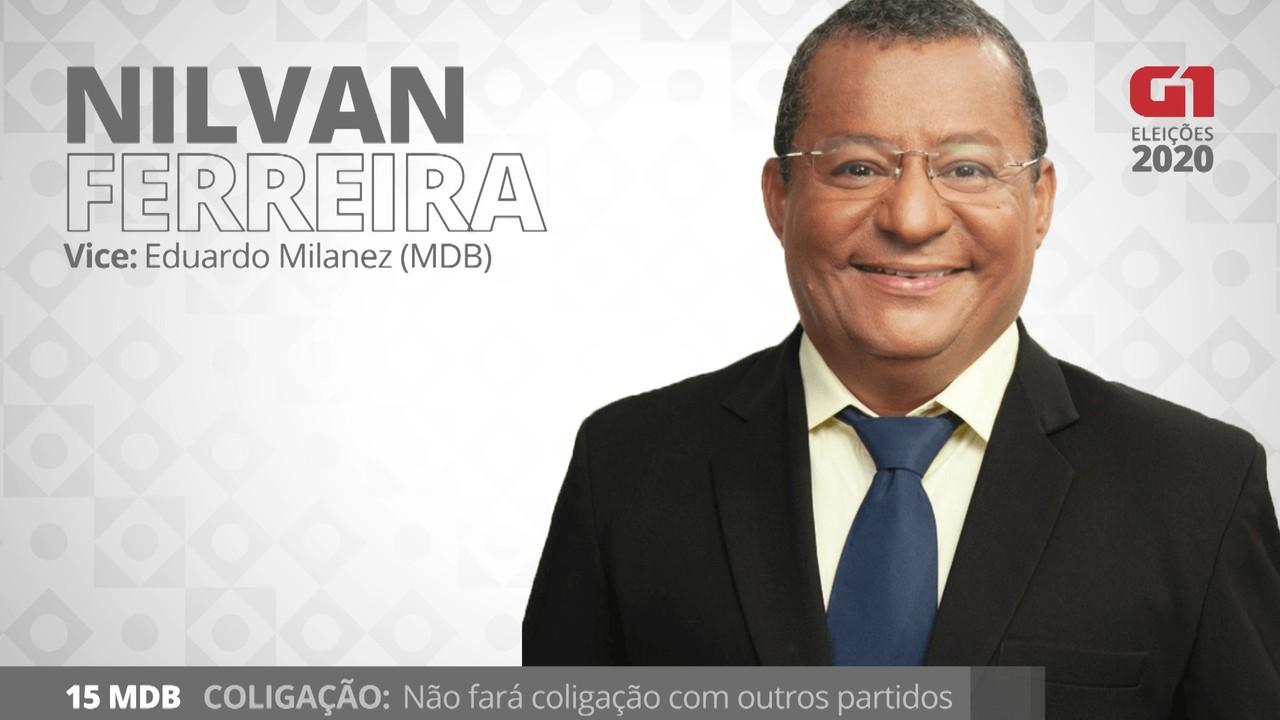 Nilvan Ferreira (MDB) fala suas propostas para o Ortotrauma, em João Pessoa