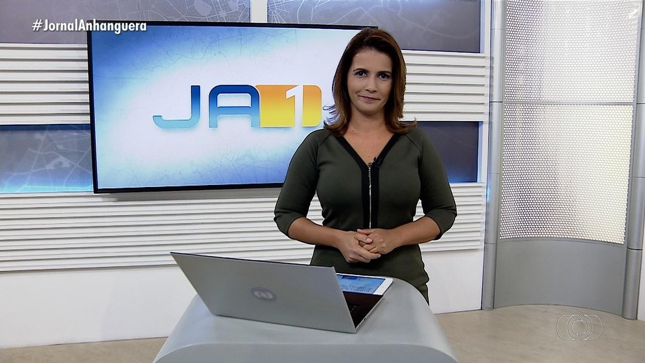 Veja os destaques do Jornal Anhanguera 1ª Edição desta quarta-feira (21)