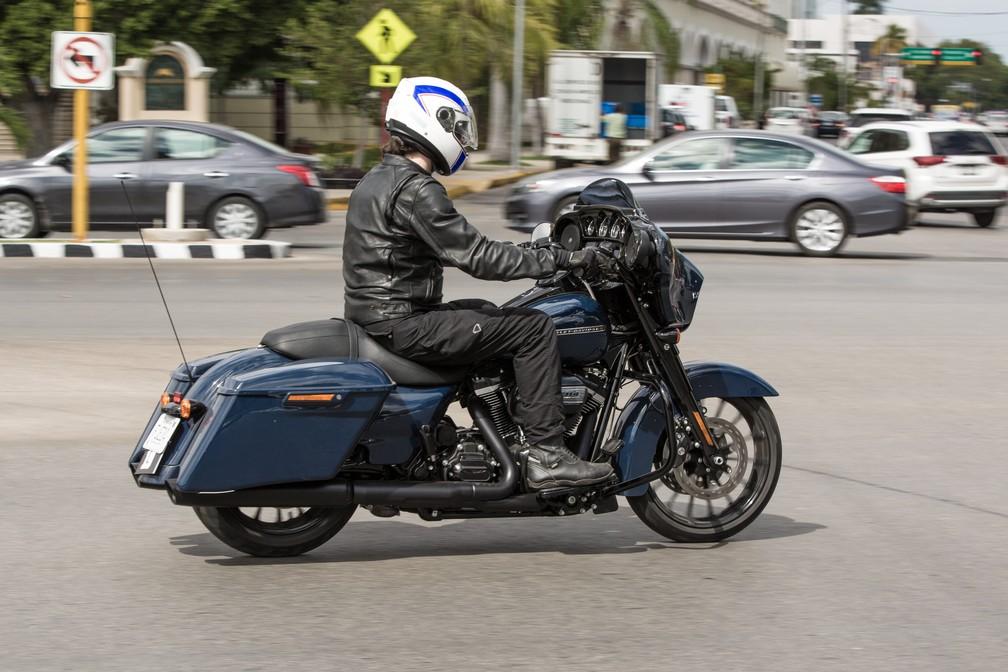 Harley-Davidson Street Glide Special — Foto: Harley-Davidson/Divulgação