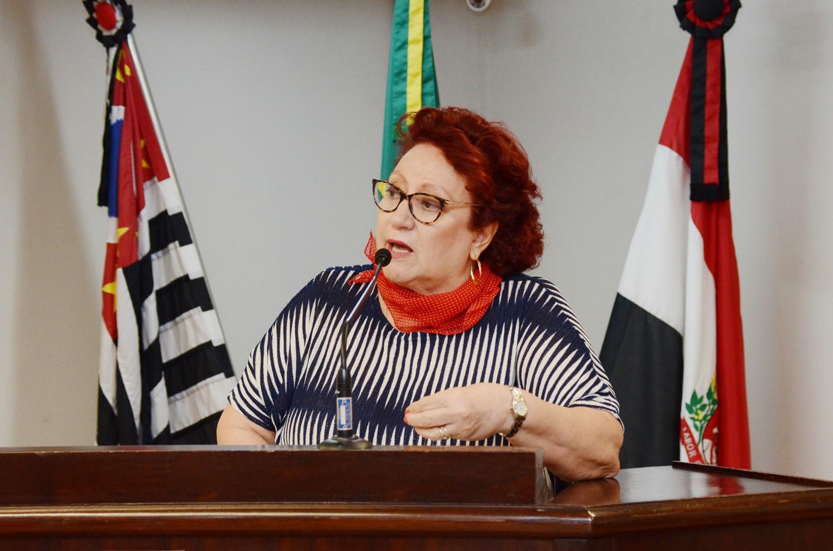 Após deixar o PTB durante a janela partidária, vereadora Alba Lucena filia-se ao DEM