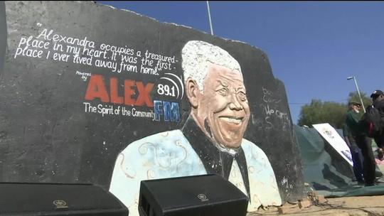 Mundo comemora cem anos de nascimento de Mandela