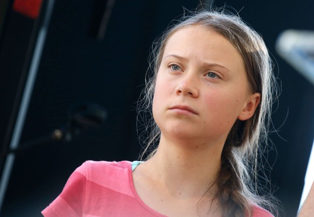 Greta Thunberg (Foto:  John Lamparski / Getty Images)
