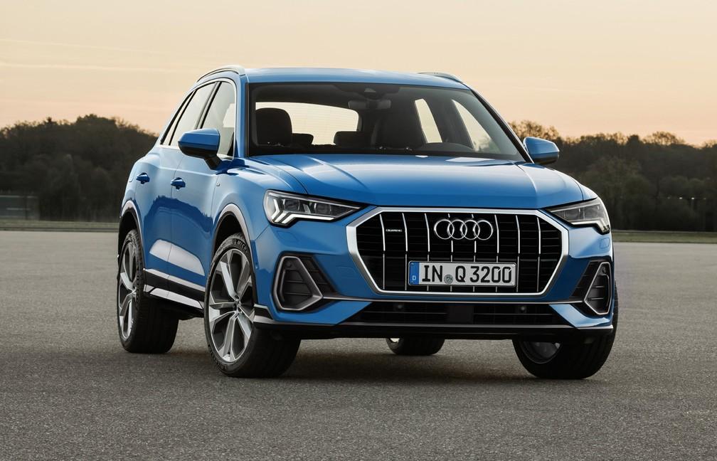 Audi Q3 ficará maior segunda geração A188607-large