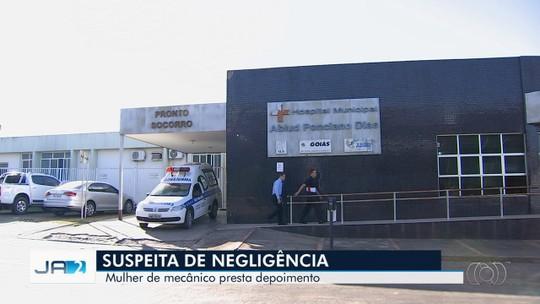 Família de homem que morreu após receber injeção em Jussara procura MP-GO