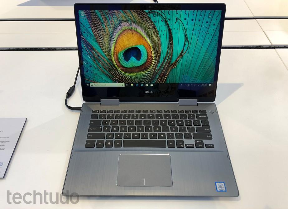 Dell Inspiron 14 5000 e 7000 chegam com processador Intel de