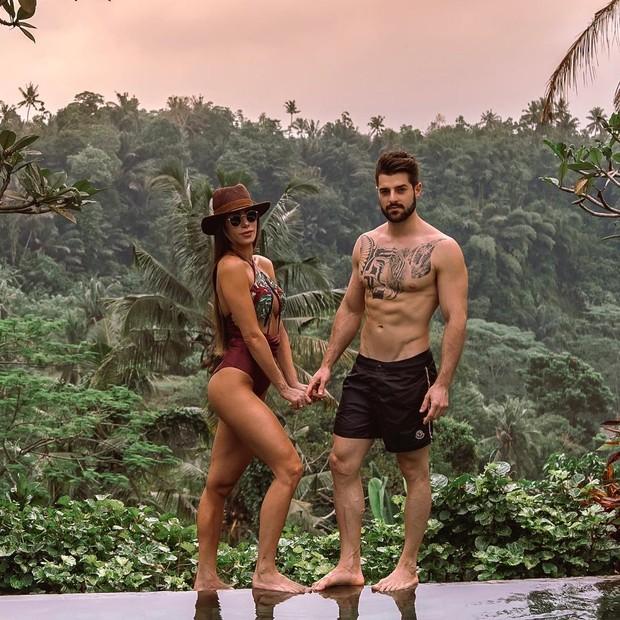 Alok e Romana Novais (Foto: Reprodução/Instagram)