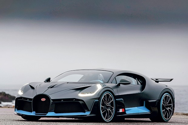 Bugatti já desenhou seu SUV de R$ 4 milhões - AUTO ESPORTE