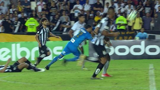 Análise: falhas e dificuldade para concluir marcam último teste do Santos antes do Brasileirão